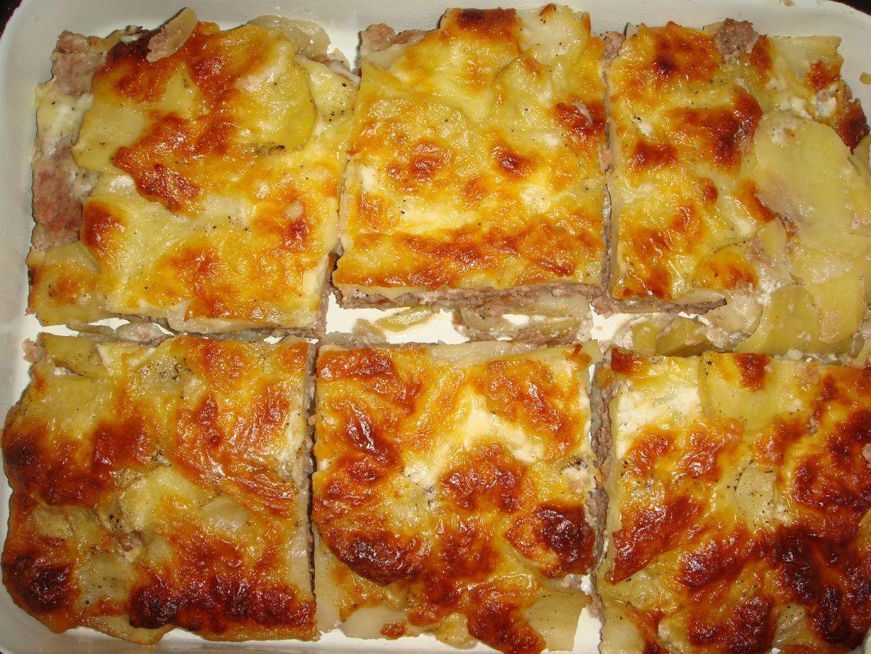 Пошаговый рецепт с запеканки из картофеля