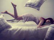 Переход китаянки в стадию сна