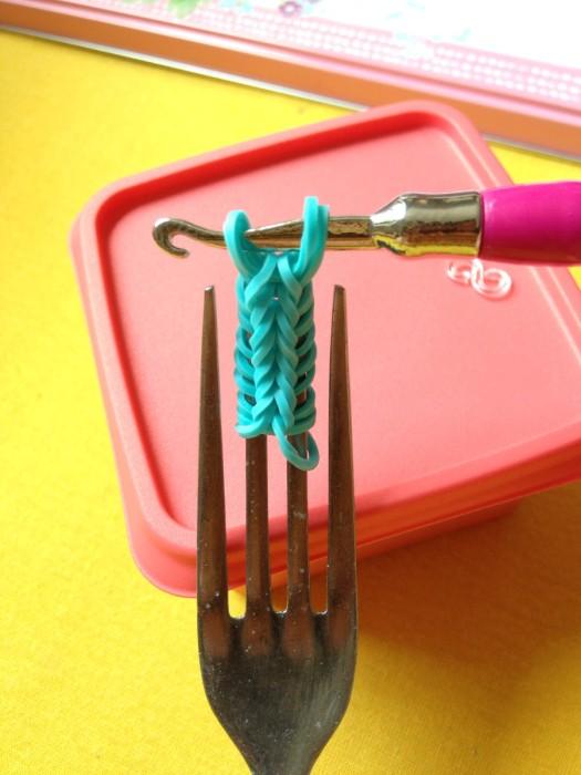 Как плети на вилках фигурки
