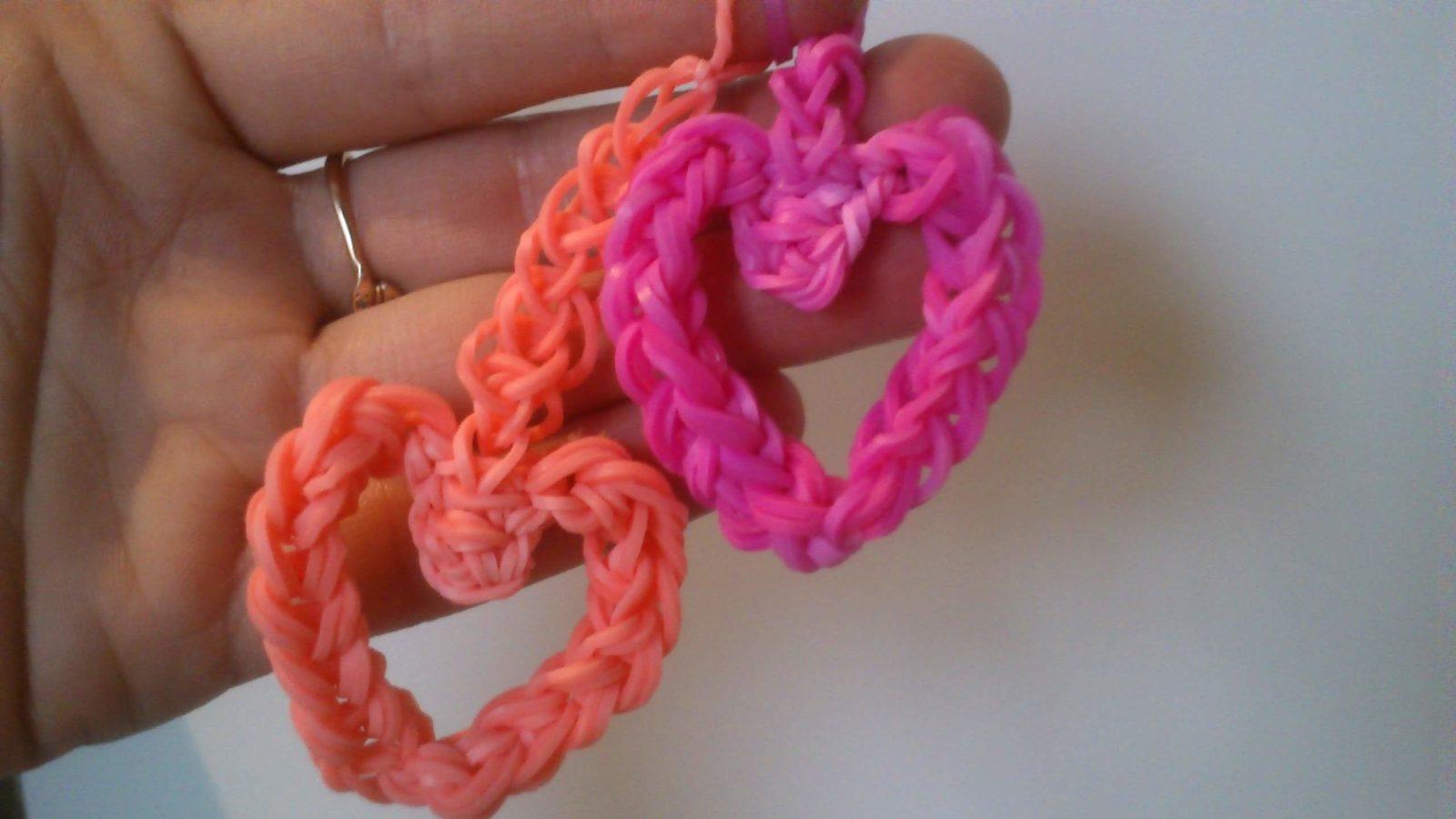 Видео уроки плетение из резинок брелки