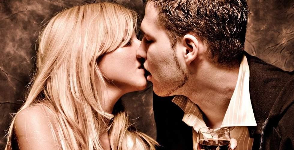 Как правильно целоваться: