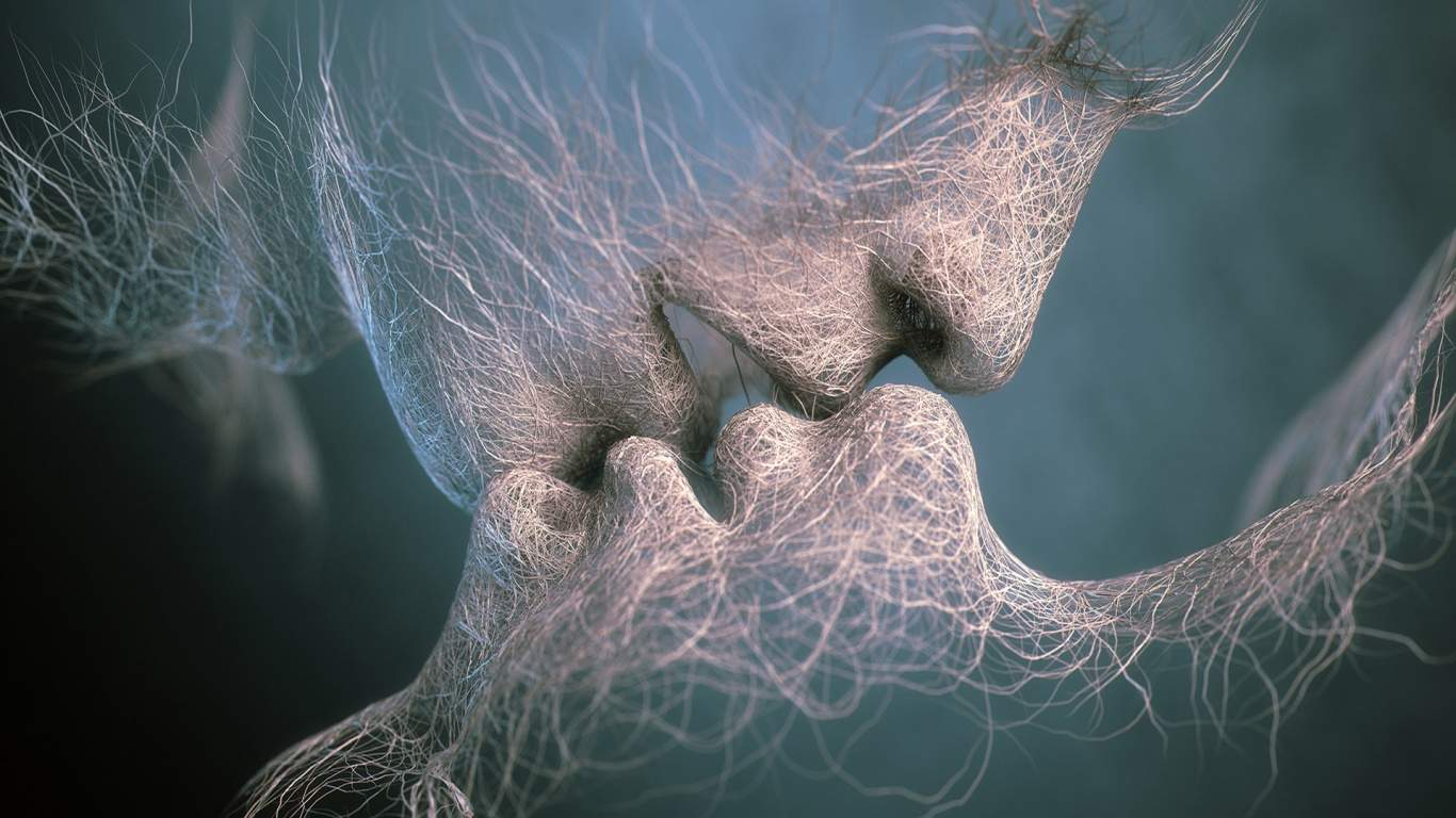 Поцелуйные нейроны