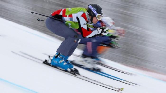Выбираем лыжи для ски-кросса