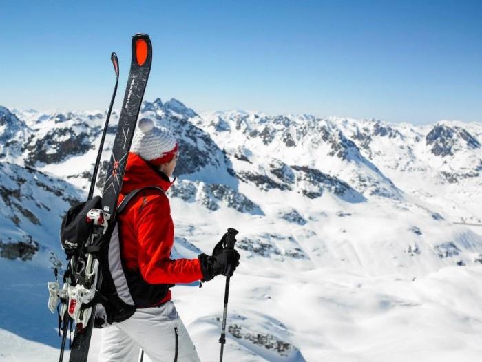 Выбираем лыжи для ски-тура