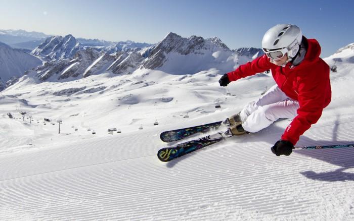 Выбираем лыжи для карвинга