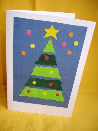 Как научится делать детские поделки из картонки для нового года