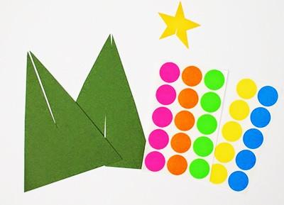 Елочка на Новый год в детский сад