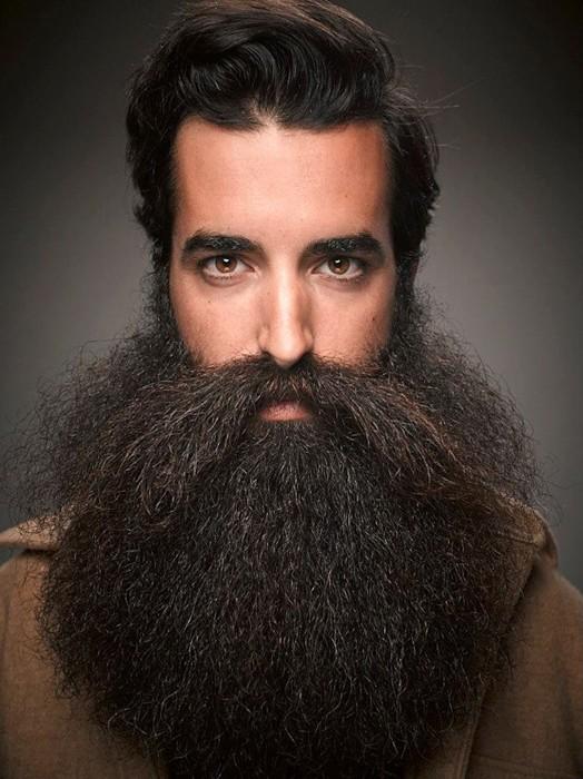 Как быстро отрастить бороду?