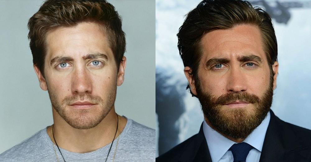 Борода для продолговатого лица