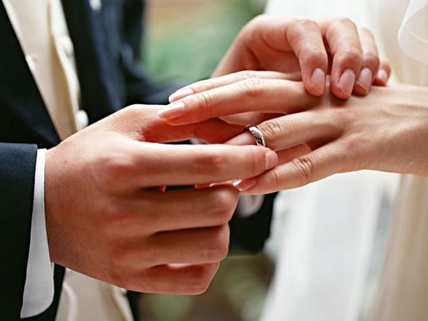 На какую руку надевать обручаьное кольцо