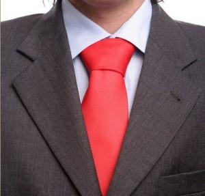 Как повязать галстук двойным узлом?