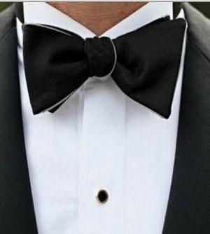 Повязываем галстук-бабочку