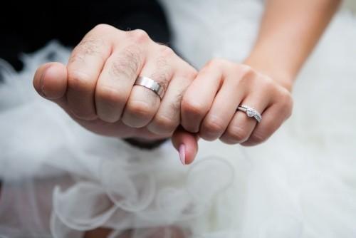 На какой руке обручальное кольцо носят россия
