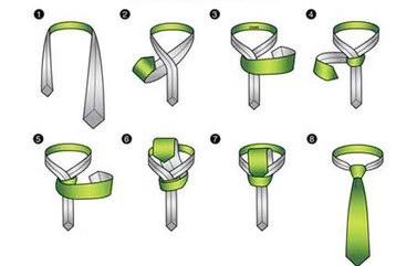 Как завязать двойной узел