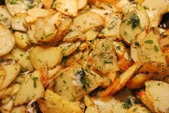 Готовим картофель в мультиварке шаг 5