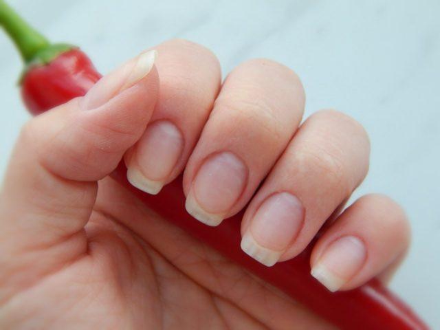 Как быстро похудеть отрастить ногти