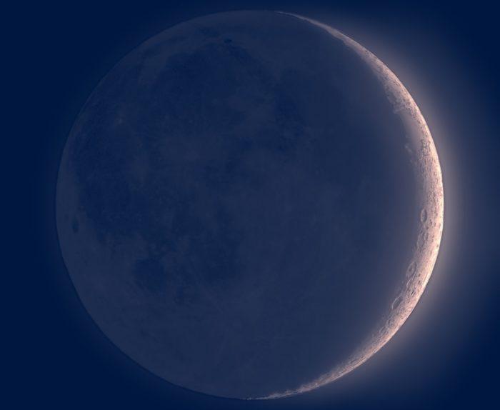 Лунный цикл для роста волос