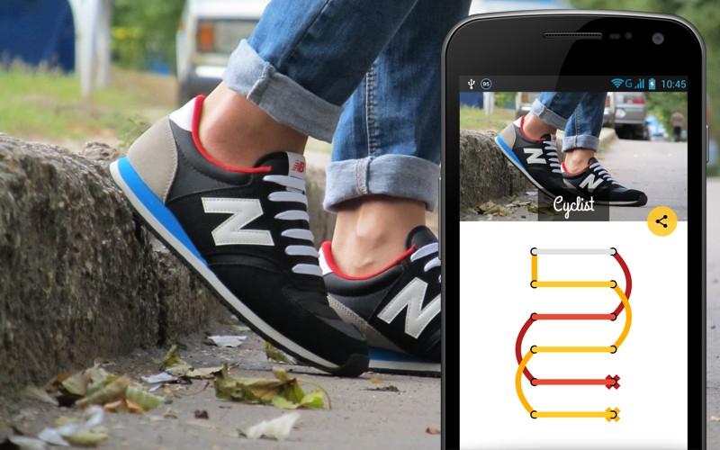 Как пиздато завязать шнурки на кедах
