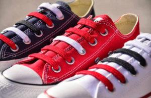 Завязываем шнурки красиво