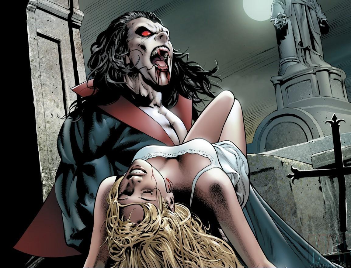 Как получить укус вампира