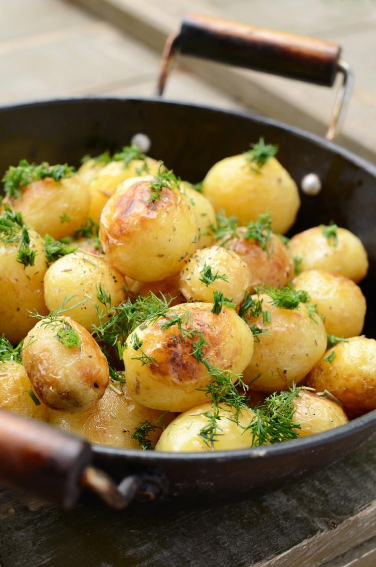 Как приготовить жареную картошку с фото