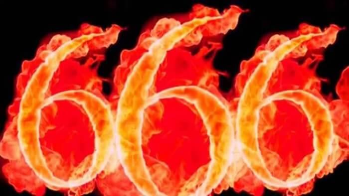 Что означает магия цифр 666?