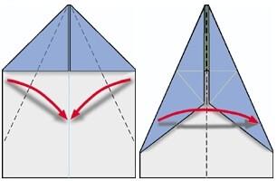 Мастерим самолетик, летающий на100 метров: 2 этап