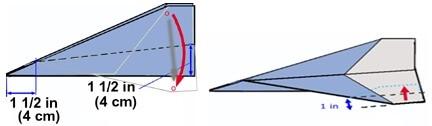 Мастерим самолетик, летающий на100 метров: 3 этап