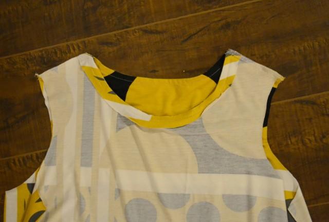 Как сшить платье без выкройки - пошаговый мастер-класс с фото 7
