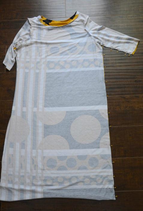 Как сшить платье без выкройки - пошаговый мастер-класс с фото 83