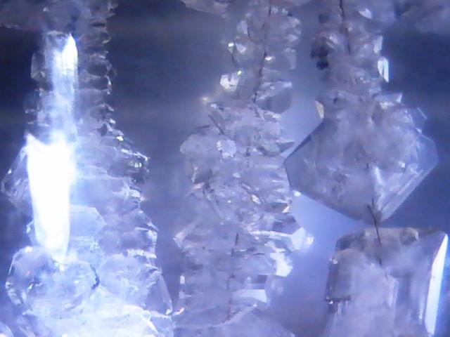 Как вырастить кристалл из соли: этап 4