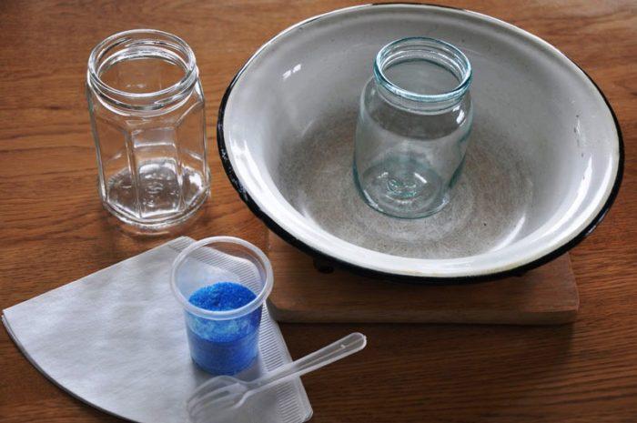 Как вырастить кристалл из медного купороса: фото 2