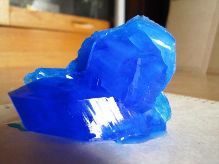Как вырастить кристалл из медного купороса: фото 16