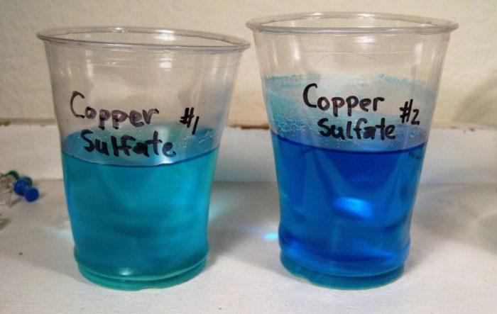 Как вырастить кристалл из медного купороса: фото 6