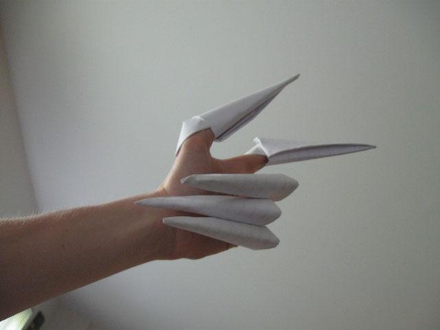 Мастер-класс: как сделать когти рыси