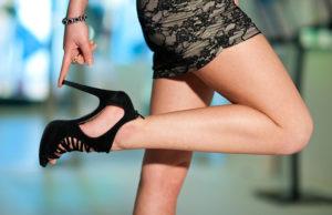Учимся ходить на каблуках красиво