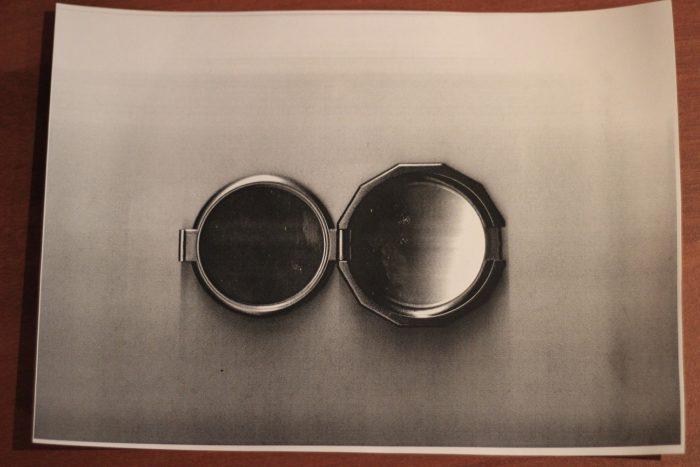 Что произойдет, если отсканировать зеркальце на сканере?