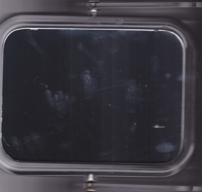 Каким будет результат, если отсканировать зеркало?