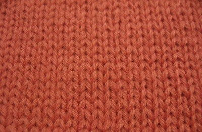 Узоры для вязания на спицах: чулочная вязка