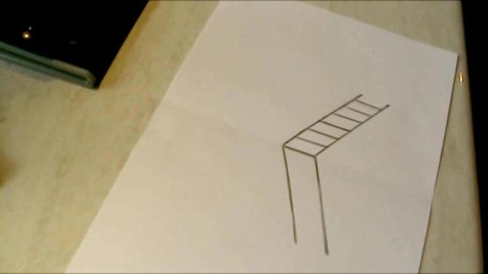 3d-рисунок на бумаге карандашом: фото 3