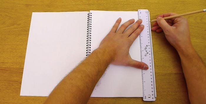 Как нарисовать 3d рисунок на бумаге: мастер-класс для начинающих