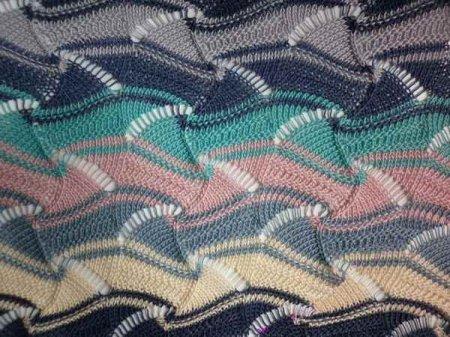 Вязание спицами узоров миссони