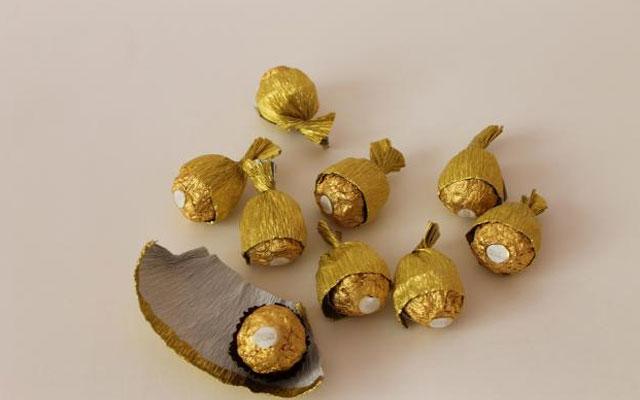 Букеты из конфет своими руками: сладости ферреро