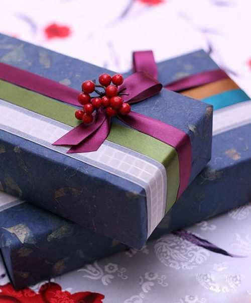 Как красиво оформить подарок?