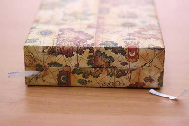 Как упаковать подарок своими руками: фото 5