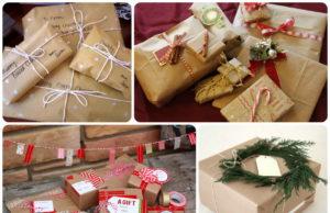 Подарочные упаковки своими руками