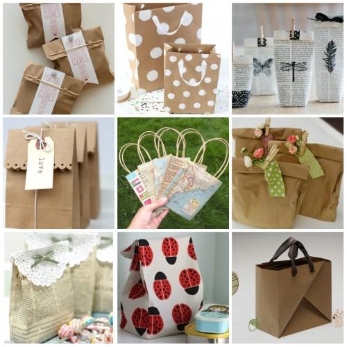 Как смастерить подарочный пакет самостоятельно?