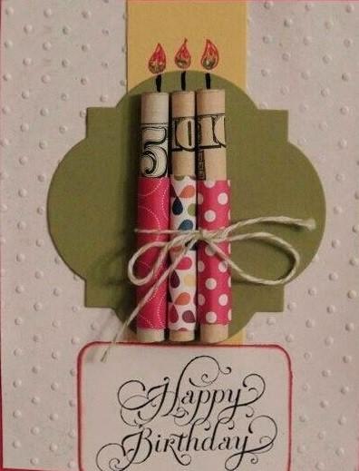 Подарок из сладкого на день рождения 41