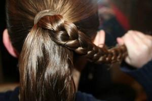 Косички для девочек: шикарная прическа из кос