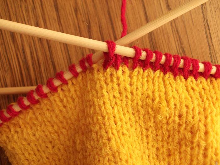 Как вязать носки спицами: пошаговый мастер класс 19